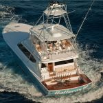 Hatteras GT70 is a Hatteras GT70 Yacht For Sale in San Diego-15
