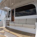 Hatteras GT70 is a Hatteras GT70 Yacht For Sale in San Diego-17