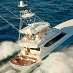 Hatteras GT70 is a Hatteras GT70 Yacht For Sale in San Diego-14