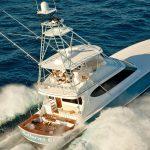 Hatteras GT70 is a Hatteras GT70 Yacht For Sale in San Diego-14