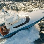 Hatteras GT70 is a Hatteras GT70 Yacht For Sale in Cabo San Lucas-13