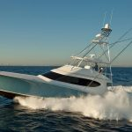 Hatteras GT70 is a Hatteras GT70 Yacht For Sale in San Diego-13