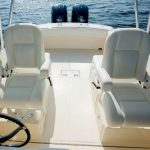 IN STOCK is a Albemarle 25 Express Yacht For Sale in San Diego-24