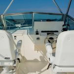 IN STOCK is a Albemarle 25 Express Yacht For Sale in San Diego-23