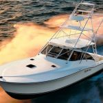 is a Albemarle 41 Express Yacht For Sale in San Diego-16