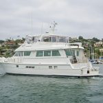 Daydreamer is a Hatteras Cockpit Motor Yacht Yacht For Sale in San Diego-56