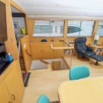 Daydreamer is a Hatteras Cockpit Motor Yacht Yacht For Sale in San Diego-61