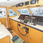 Daydreamer is a Hatteras Cockpit Motor Yacht Yacht For Sale in San Diego-50