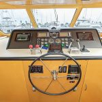 Daydreamer is a Hatteras Cockpit Motor Yacht Yacht For Sale in San Diego-65
