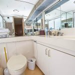 Daydreamer is a Hatteras Cockpit Motor Yacht Yacht For Sale in San Diego-83