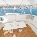 Daydreamer is a Hatteras Cockpit Motor Yacht Yacht For Sale in San Diego-91