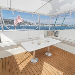 Daydreamer is a Hatteras Cockpit Motor Yacht Yacht For Sale in San Diego-92