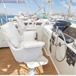 Daydreamer is a Hatteras Cockpit Motor Yacht Yacht For Sale in San Diego-95