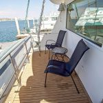 Daydreamer is a Hatteras Cockpit Motor Yacht Yacht For Sale in San Diego-97