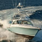 is a Hatteras 45 Express Sportfish Yacht For Sale in San Diego-12