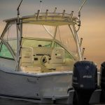 AVAILABLE NOW is a Albemarle 25 Express Yacht For Sale in San Diego-14