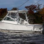 AVAILABLE NOW is a Albemarle 25 Express Yacht For Sale in San Diego-13