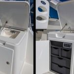 is a Albemarle 29 Express Yacht For Sale in San Diego-16