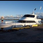 Manawale'a is a Pachoud Yachts Power Cat Yacht For Sale in Cabo San Lucas-33