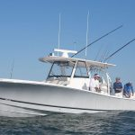 is a Regulator 41 Yacht For Sale in San Diego-34