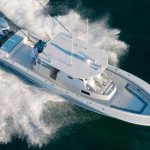 is a Regulator 41 Yacht For Sale in San Diego-32