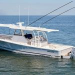 is a Regulator 41 Yacht For Sale in San Diego-36