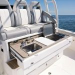 is a Regulator 41 Yacht For Sale in San Diego-53