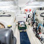 DEVOCEAN is a Riviera G2 Flybridge Yacht For Sale in San Diego-77