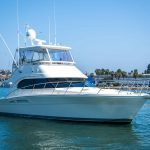 DEVOCEAN is a Riviera G2 Flybridge Yacht For Sale in San Diego-53