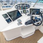 DEVOCEAN is a Riviera G2 Flybridge Yacht For Sale in San Diego-63