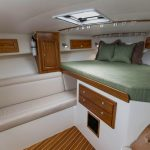 is a Albemarle 32 Express Yacht For Sale in San Diego-16
