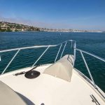 RUNS WILD is a Hatteras Enclosed Bridge Yacht For Sale in San Diego-58