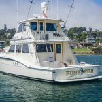 RUNS WILD is a Hatteras Enclosed Bridge Yacht For Sale in San Diego-52