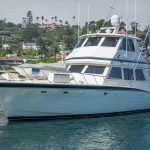 RUNS WILD is a Hatteras Enclosed Bridge Yacht For Sale in San Diego-45