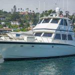 RUNS WILD is a Hatteras Enclosed Bridge Yacht For Sale in San Diego-45