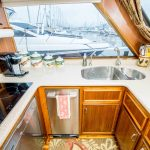 RUNS WILD is a Hatteras Enclosed Bridge Yacht For Sale in San Diego-66