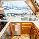 RUNS WILD is a Hatteras Enclosed Bridge Yacht For Sale in San Diego-66