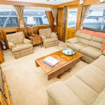 RUNS WILD is a Hatteras Enclosed Bridge Yacht For Sale in San Diego-62