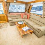RUNS WILD is a Hatteras Enclosed Bridge Yacht For Sale in San Diego-60
