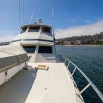 RUNS WILD is a Hatteras Enclosed Bridge Yacht For Sale in San Diego-59
