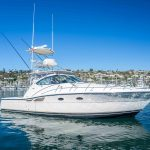is a Tiara 4200 Open Yacht For Sale in San Diego-41
