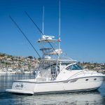 is a Tiara 4200 Open Yacht For Sale in San Diego-42