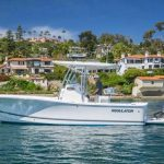 IN STOCK is a Regulator 23 Yacht For Sale in San Diego-44