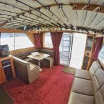 SAVVY is a Uniflite 48 Convertible Yacht For Sale in San Diego-7