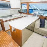 is a Hatteras 58 Convertible Yacht For Sale in Long Beach-64