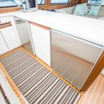 is a Hatteras 58 Convertible Yacht For Sale in Long Beach-66