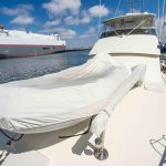 is a Hatteras 58 Convertible Yacht For Sale in Long Beach-79