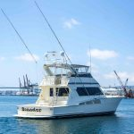 is a Hatteras 58 Convertible Yacht For Sale in Long Beach-43
