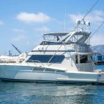 is a Hatteras 58 Convertible Yacht For Sale in Long Beach-46