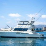 is a Hatteras 58 Convertible Yacht For Sale in Long Beach-47